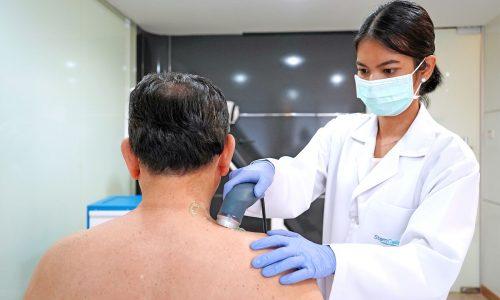 Ultraspund therapy
